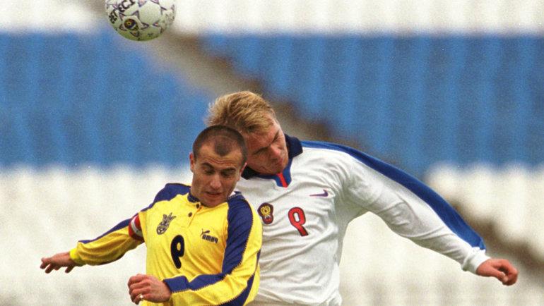 «Хитцфельд называл меня самым большим талантом Европы». Как Бут играл в «Боруссии»