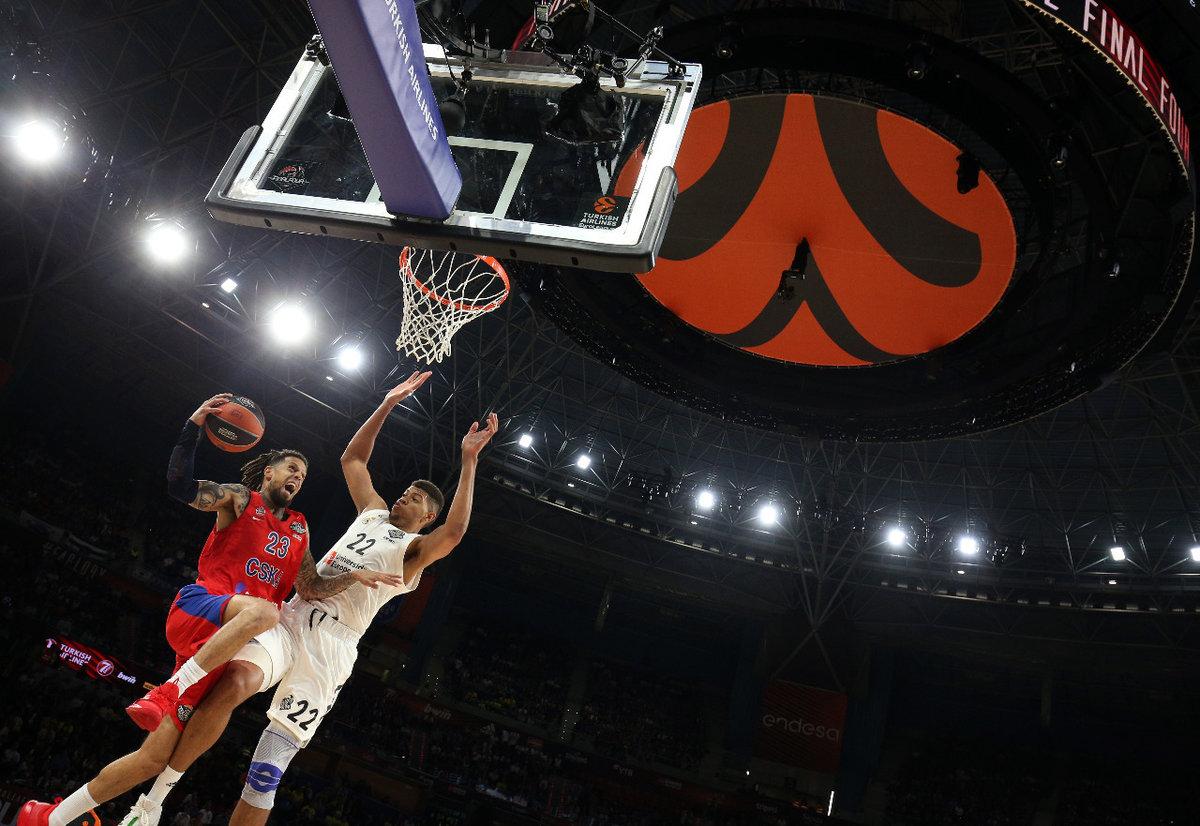 Сложные перелеты иигры в «пузыре»: вкаком формате может пройти сезон вевропейском баскетболе