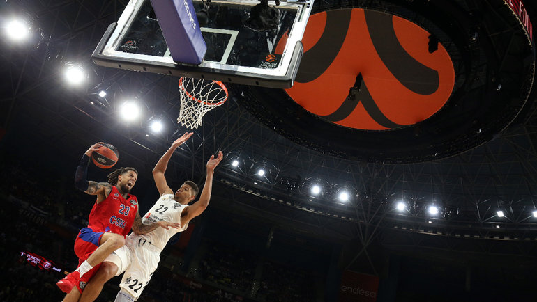 Каким будет новый сезон вЕвролиге? Фото Reuters