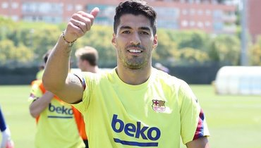 «Барселона» объявила опереходе Суареса в «Атлетико»