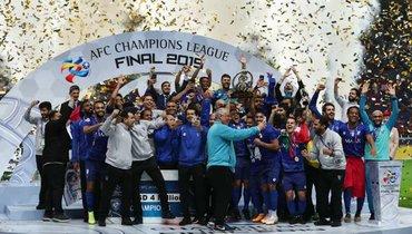 «Аль-Хиляль» исключили изазиатской Лиги чемпионов из-за коронавируса