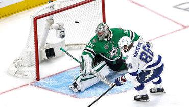 Кучеров должен быть кандидатом на «Конн Смайт». Рабинер— обигре российской звезды вплей-офф НХЛ