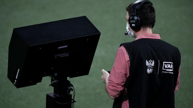 После ВАР вроссийском футболе появится компьютерная система назначения судей наматчи. Фото Дарья Исаева, «СЭ» / Canon EOS-1D X Mark II