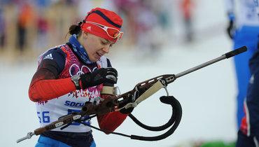 Вилухиной вернули серебро Олимпийских игр вСочи