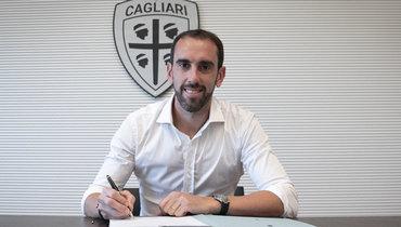 «Кальяри» объявил опереходе Година