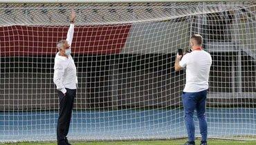 Матч «Шкендия»— «Тоттенхэм» могли аннулировать: лондонцы вовремя обратили внимание намаленькие ворота
