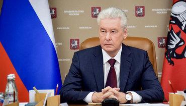Москва ввела новые ограничения из-за коронавируса. Собянин объяснил эти меры