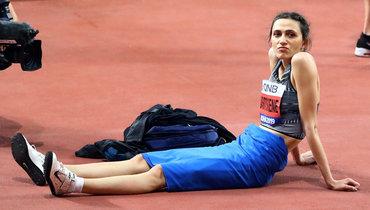 Российские легкоатлеты могут пропустить еще сезон. Несмотря навыплату огромного штрафа