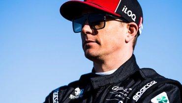 Райкконен проводит 322 гонку в «Формуле-1». Финн повторил рекорд Баррикелло
