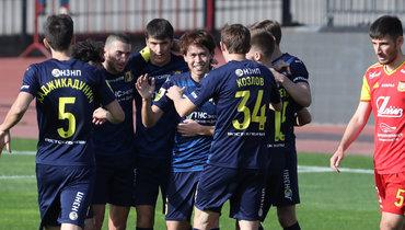 «Ростов» одержал волевую победу над «Арсеналом». Хасимото оформил дубль