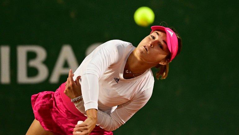 Анна Калинская. Фото AFP