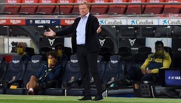Куман доволен игрой «Барселоны» вматче с «Вильярреалом». Тренер отметил Фати