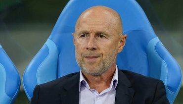 Тренер «Сочи» Федотов извинился перед Карасевым засвое поведение вигре с «Краснодаром»