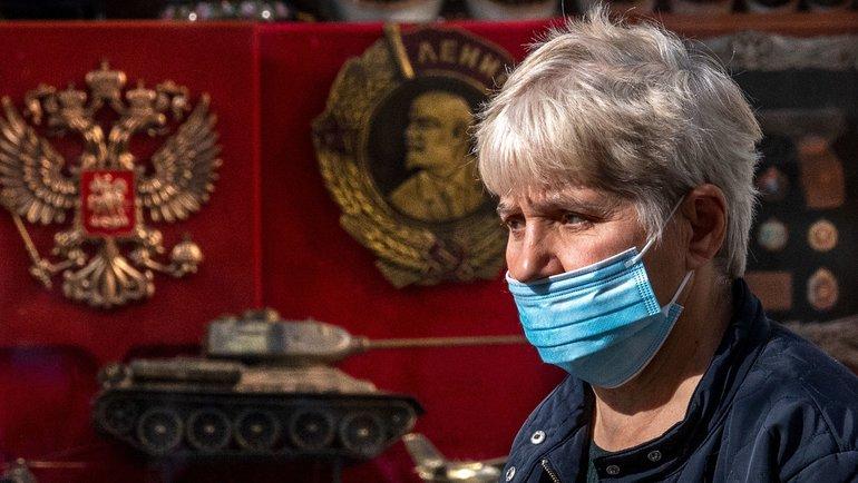 Встолице выявлено 2217 новых случаев заражения коронавирусом. Фото AFP