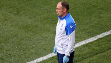 «Это прерогатива руководства клуба». Новиков ответил навопрос овозможной отставке