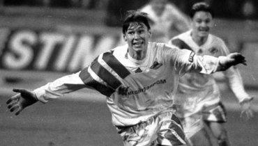 Этот матч «Спартака»-1996 называли лучшим вроссийской истории. НоГаззаев говорит остранных заменах «Торпедо»