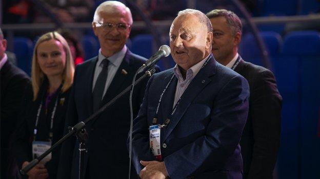Борис Скрынник переизбран нановый срок.