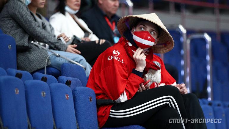 10 фото, которые расскажут вам охоккейном дерби «Спартак»— «Динамо» лучше любых слов