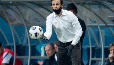 Семак провел сотый матч воглаве «Зенита», доВиллаш-Боаша— одна игра