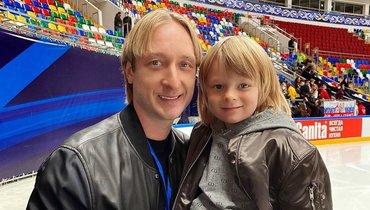 Сын Плющенко выиграл Кубок 50-летия «Самбо-70»