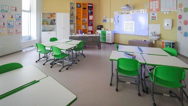 Московские школы отправлены надвухнедельные каникулы из-за коронавируса. Фото mos.ru