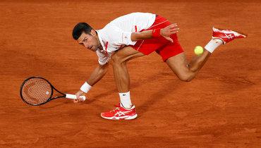 Джокович разгромил Имера впервом раунде Roland Garros