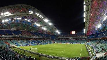 Комиссия РПЛ невыявила травмоопасных участков нагазоне стадиона «Фишт»