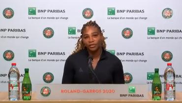 «Мне тяжело ходить». Серена Уильямс объяснила снятие сRoland Garros