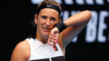Азаренко вылетела вовтором круге Roland Garros