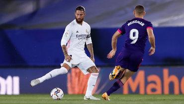 Гол Винисиуса принес «Реалу» победу над «Вальядолидом»