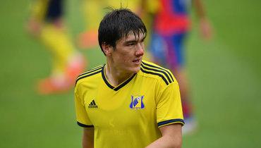 Шомуродов перейдет в «Дженоа». Итальянский клуб договорился с «Ростовом»
