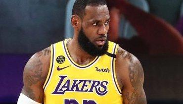 Леброн обошел Джордана поколичеству реализованных штрафных бросков вфиналах НБА