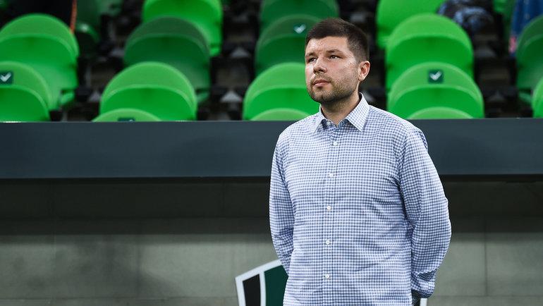 Мурад Мусаев. Фото Андрей Шрамко/ФК «Краснодар»