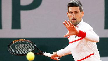 Джокович убедительно обыграл Беранкиса вовтором раунде Roland Garros