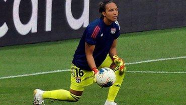 Сара Буадди стала лучшим вратарем женской Лиги чемпионов-2019/20