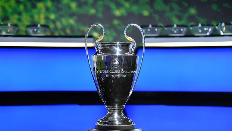Вчетверг вЖеневе прошла жеребьевка группового турнира Лиги чемпионов. Фото AFP