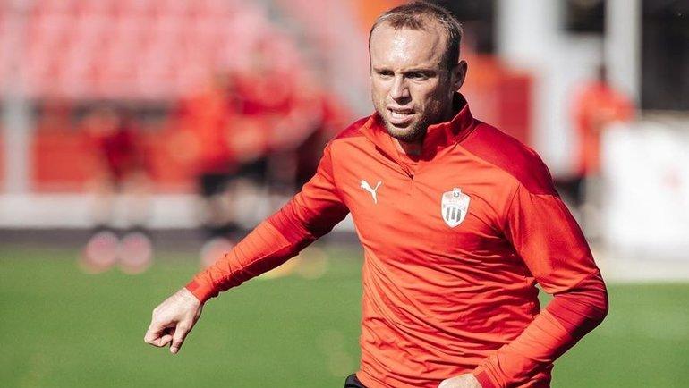 Денис Глушаков стал игроком «Химок». Фото Instagram