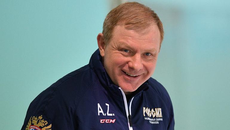 Алексей Жамнов. Фото Александр Федоров, «СЭ»