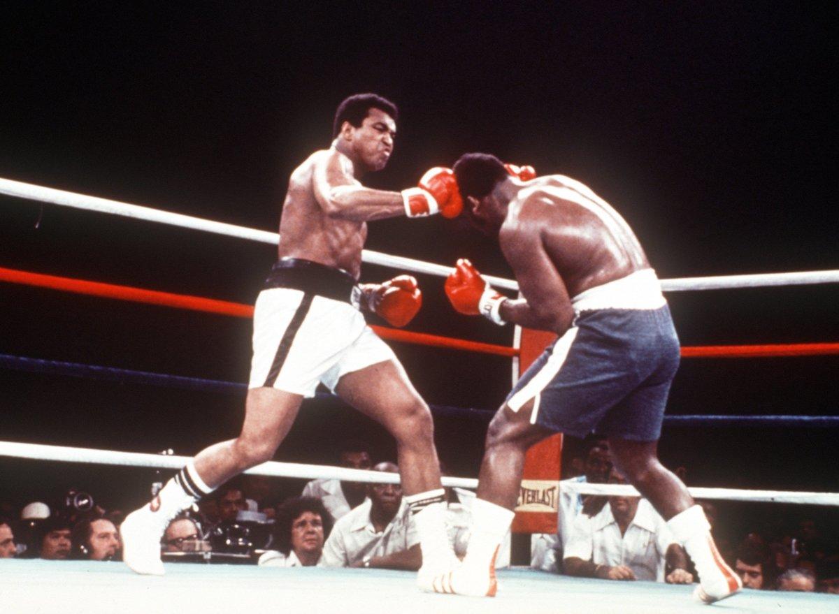 Самый жестокий бой Мохаммеда Али. Величайший был готов сдаться?