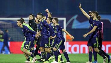 Загребское «Динамо» вЛиге-2019/20 показало себя всложной группе с «Манчестер Сити», «Аталантой» и «Шахтером».