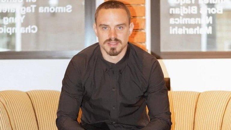 Андрей Ещенко. Фото Instagram