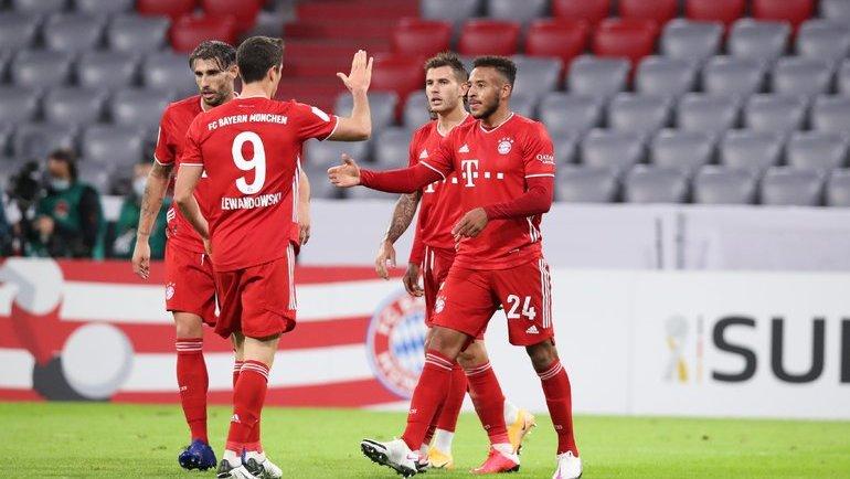 «Бавария» примет «Герту» вматче 3-го тура бундеслиги. Фото twitter.com/FCBayern