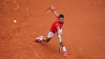 Джокович иХачанов встретятся вчетвертом круге Roland Garros