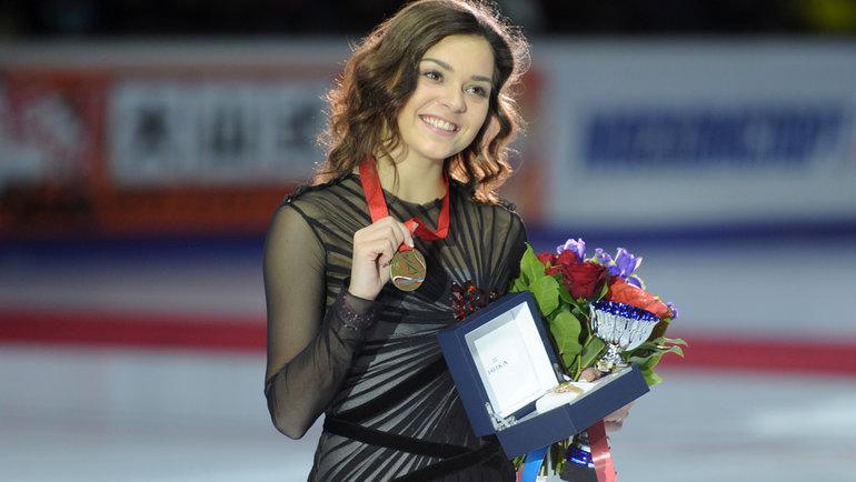 Аделина Сотникова. Фото Никита Успенский