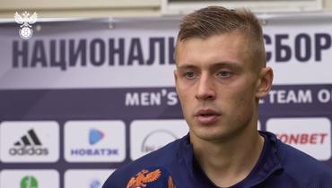 Александр Жиров: «Первым изсборной России поздравил Соболев»