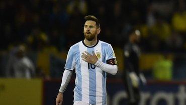 Месси возвращается всборную Аргентины. Оннеиграл занациональную команду больше года