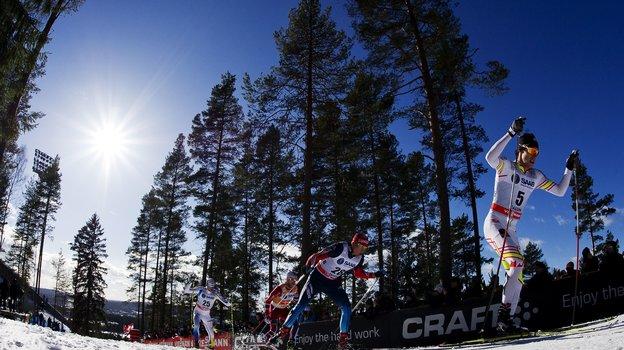 Финал лыжного Кубка мира могут отдать России. Фото AFP