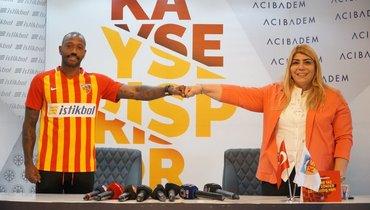 Мануэл Фернандеш после ухода из «Краснодара» подписал контракт с «Кайсериспором»