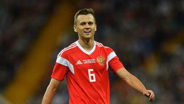 Черышев прибыл врасположение сборной России