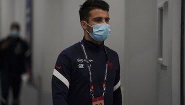 Защитник сборной Франции Дюбуа заразился коронавирусом, его заменит Менди